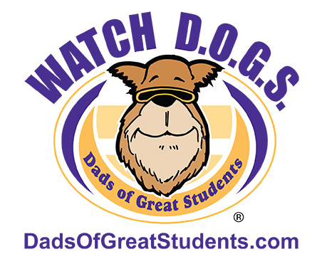 Dads of Great Students website