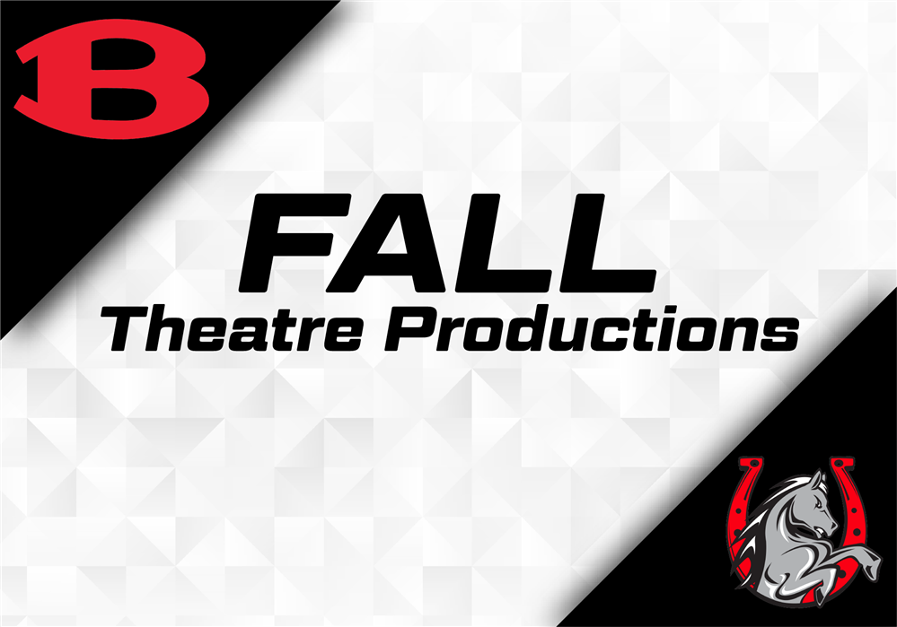 Fall Theatre Productions