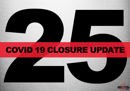 Closure Update 25