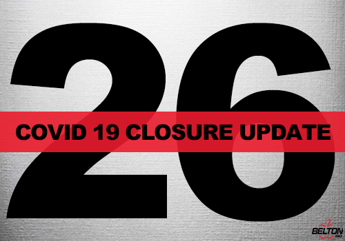 Closure Update 26