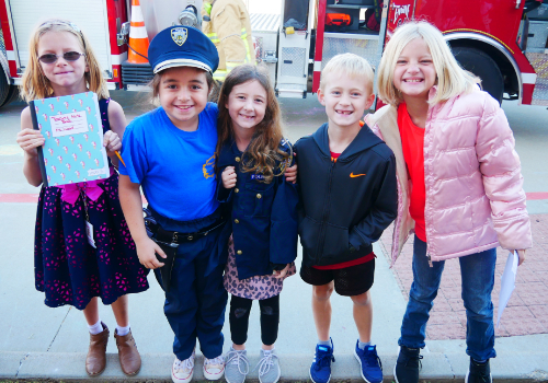 Career Day Held at High Point Elementary