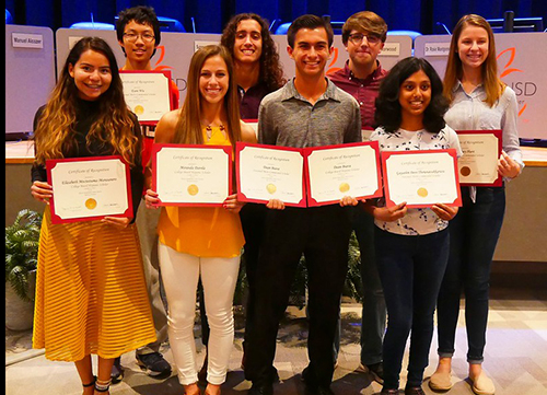 Belton ISD Seniors Achieve National Academic Honors