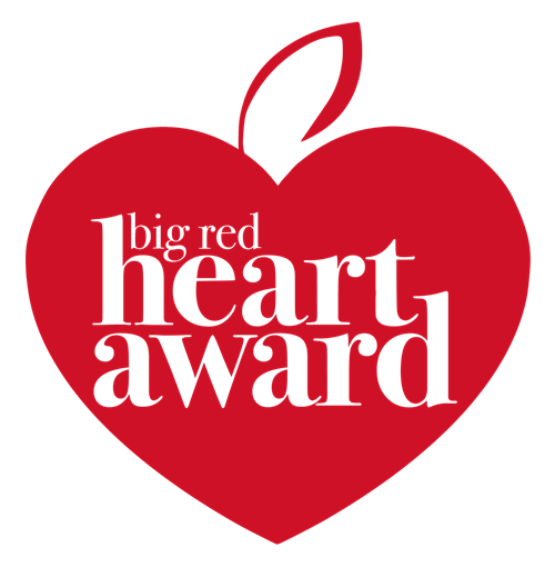 Big Red Heart Award