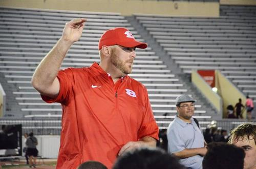 New Belton ISD Athletic Director Announced